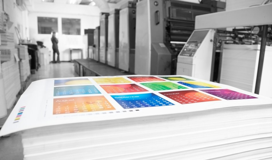 Many years of experience in the printing industry and copacking